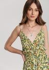 Żółta Sukienka Viviessa
