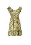 Żółta Sukienka Aqealyn