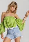 Zielona Bluzka Coraelina