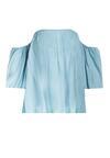 Jasnoniebieska Bluzka Coraelina