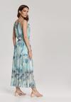 Niebieska Sukienka Miranna