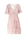 Różowa Sukienka Aqealila