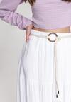 Biała Spódnica Cordelis