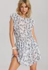 Biała Sukienka Kaliphia