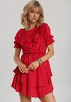Czerwona Sukienka Pallerodia