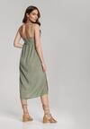 Zielona Sukienka Kalipheu