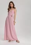 Jasnoróżowa Sukienka Pallepheu
