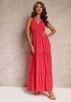 Czerwona Sukienka Corisis