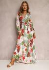 Biała Sukienka Melolyn