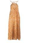 Żółta Sukienka Thelmellia