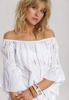 Biała Bluzka Aerelin