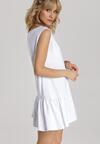 Biała Sukienka Aqualise