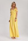 Żółta Sukienka Ephesia