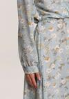 Jasnoniebieska Sukienka Guinerinias