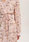 Jasnoróżowa Sukienka Guinerinia