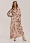 Różowa Sukienka Guinerinia