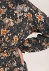 Ciemnoniebieska Sukienka Alderis