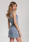 Jasnoniebieska Sukienka Nerilori