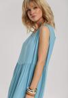Niebieska Sukienka Adrareida