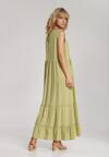 Zielona Sukienka Adrareida