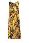Żółta Sukienka Mayatune