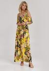 Żółta Sukienka Mailyse
