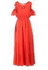 Koralowa Sukienka Synasea