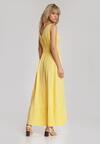 Żółta Sukienka Kalimoni