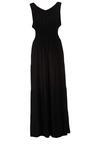 Czarna Sukienka Kalimoni