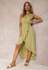 Zielona Sukienka Sireifer