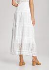 Biała Spódnica Metimellia