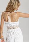 Biała Sukienka Lagunore