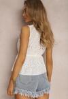 Biała Bluzka Doreashi