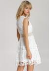 Biała Sukienka Criariko