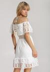 Biała Sukienka Nadaneh