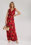 Czerwona Sukienka Assalla
