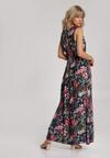Granatowa Sukienka Ephelia