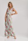 Biała Sukienka Brily