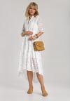 Biała Sukienka Kallikharei