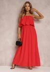Czerwona Sukienka Sheive
