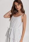 Biała Sukienka Amariope
