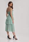 Jasnozielona Sukienka Amariope