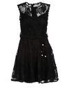Czarna Sukienka Limoteia