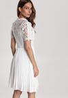 Biała Sukienka Marydora