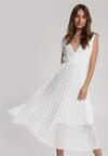 Biała Sukienka Laolinai