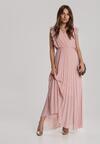 Różowa Sukienka Aeleothusa