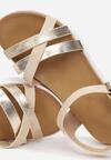 Złote Sandały Savagina