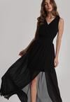 Czarna Sukienka Helisine