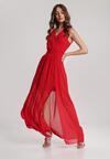 Czerwona Sukienka Helisine