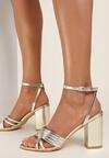 Złote Sandały Phrireanes